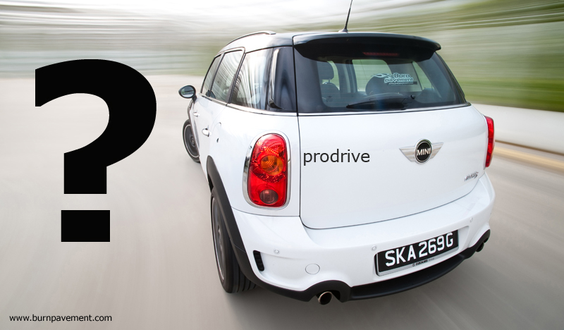 Prodrive-Tuned MINI Countryman In The Works? | Apex – The